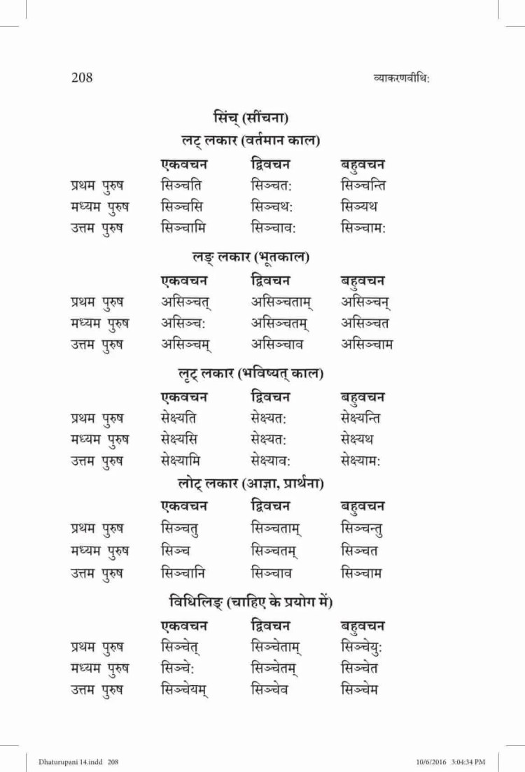 ncert-solutions-class-9-sanskrit-vyakaranavithi-chapter-14-parishist-dhaturupani-30