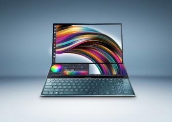 ASUS lanserar ZenBook Pro Duo med revolutionerande ScreenPad Plus 2
