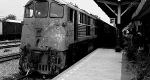 COUVERTURE prendre le train en thailande