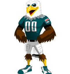 swoop one of the most beloved and iconic mascots in the nfl is known for his fun loving personality being the center of attention and entertaining fans  [ 2470 x 3179 Pixel ]