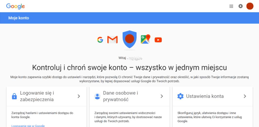 Dlaczego Google