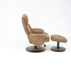 Swivel Chair Feet Jet 3 Ultra Power Florence Recline With Free Foot Stool All
