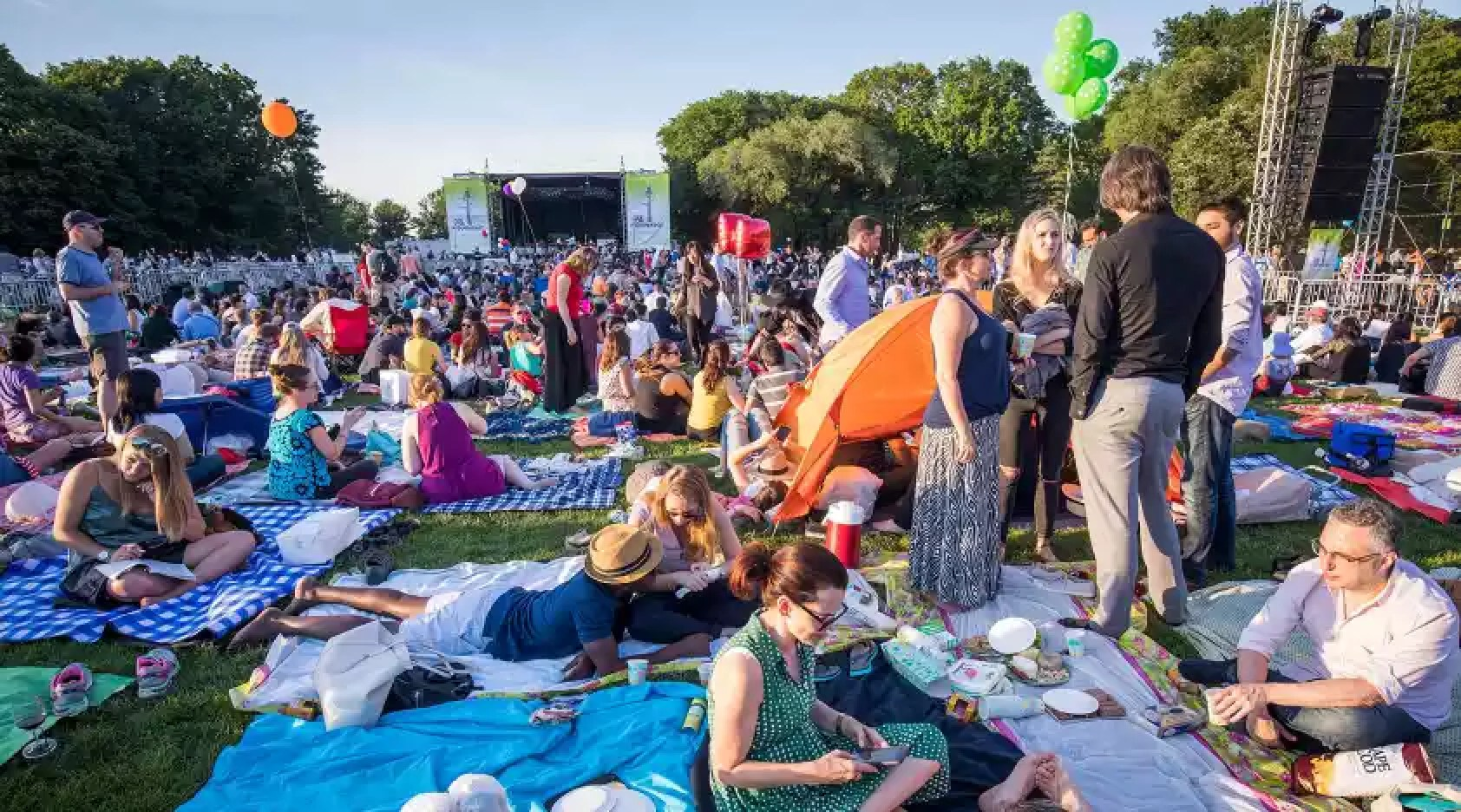 Concerts in the Parks – Central Park