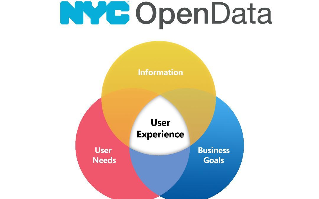 User Experience With Spatial Data On The NYC Open Data Portal