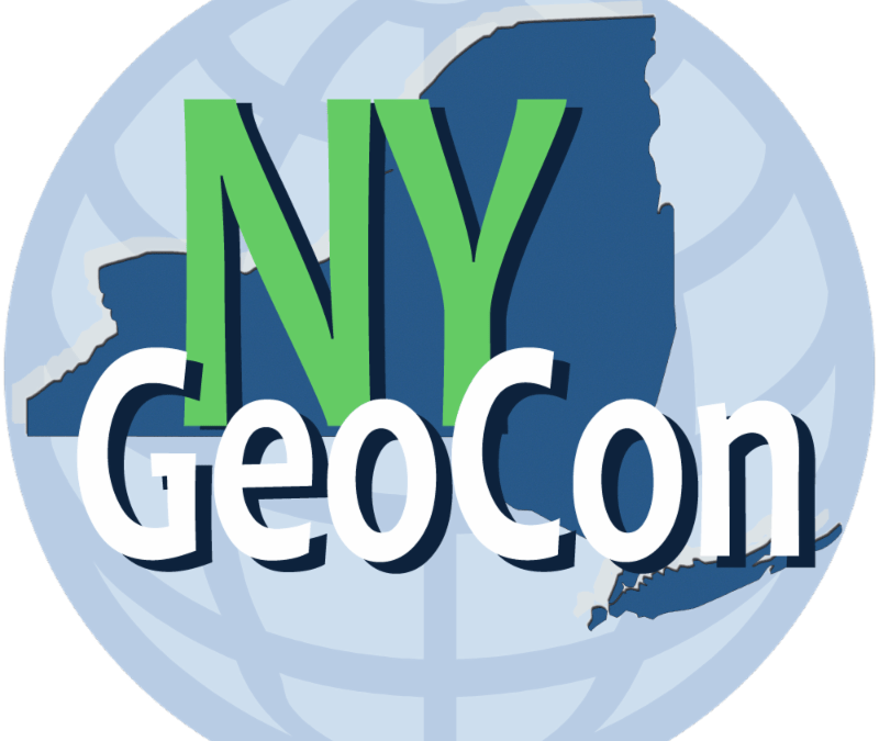 NYGeoCon 2019 – Now Accepting Presentation Proposals