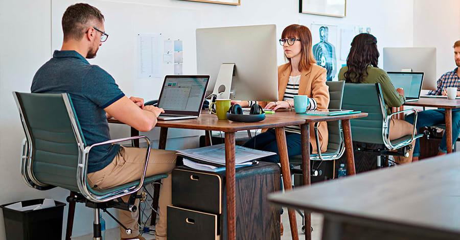 Oficinas virtuales y co-works ideales para emprender
