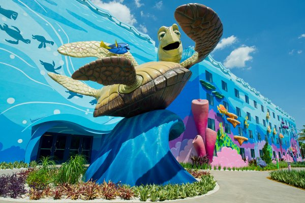 Disney' Art Of Animation Resort Ocean Florida