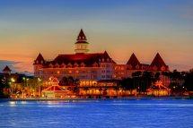 Disney' Grand Floridian Resort & Spa Ocean Florida