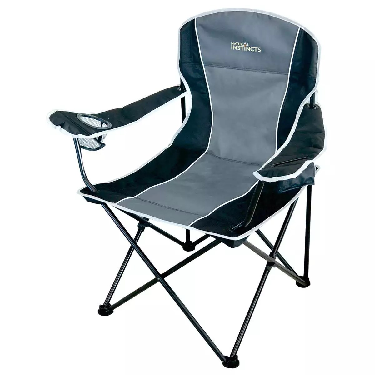 fishing chair no arms linen dining seat covers natural instincts strap