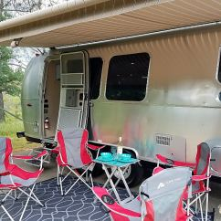 Chair Cover Rentals Oakland Ca Potty Or Seat 2017 Airstream Serenity International Trailer Rental In Exterior The Wave