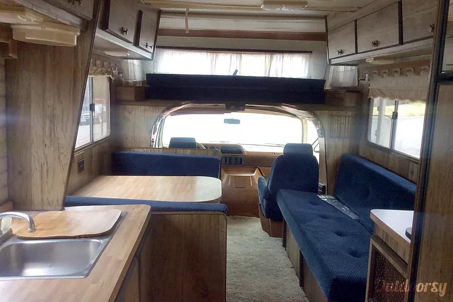 1978 Dodge Winnebago Motor Home Class C Rental In Portland Or Outdoorsy