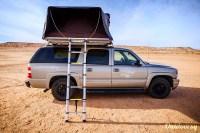 2002 Chevrolet Suburban Motor Home Camper Van Rental in ...