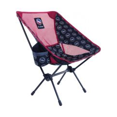 Big Agnes Helinox Chair Folding With Canopy One By 15th Anniversary Print Black Red Logo
