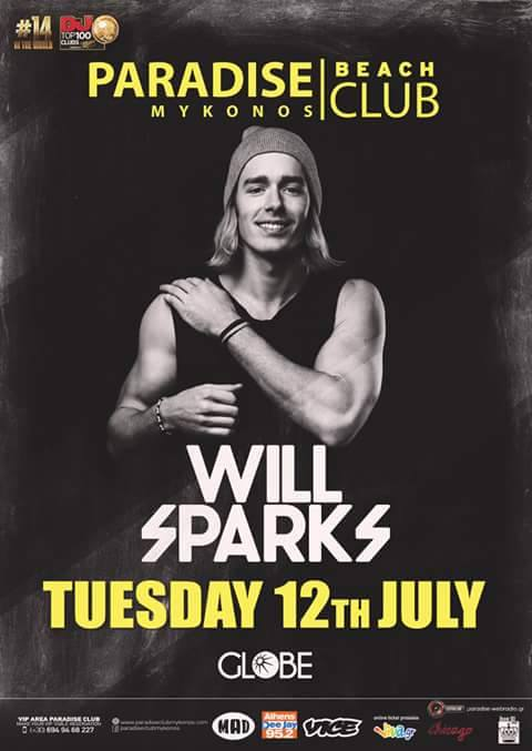 WILL SPARKS