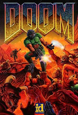 Original Doom artwork