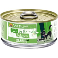 Cats In The Kitchen Curtains Ideas Weruva Lamb Burgini Grain Free Canned Cat Food