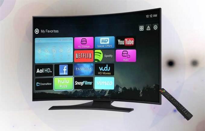 Apps para TV ganham espaço