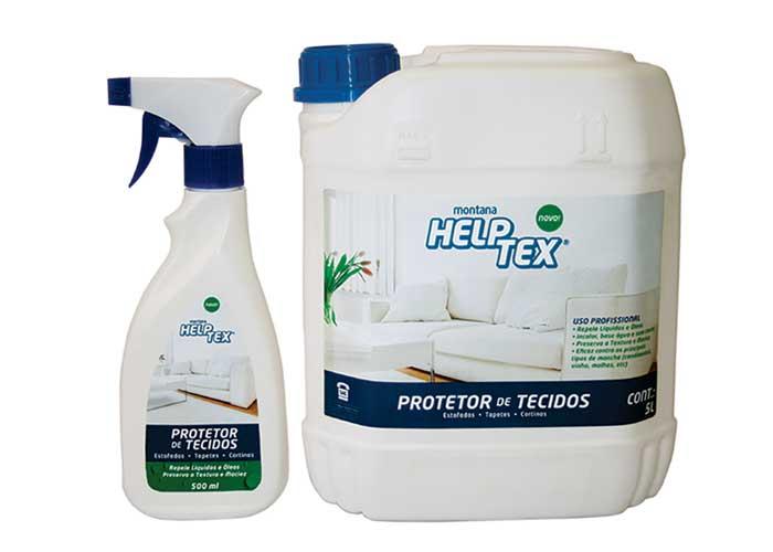 Helptex Montana Química protege tecidos