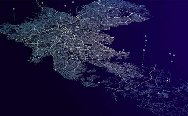 Índice de Mobilidade Urbana HERE