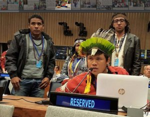 Povos indígenas na UFSCar