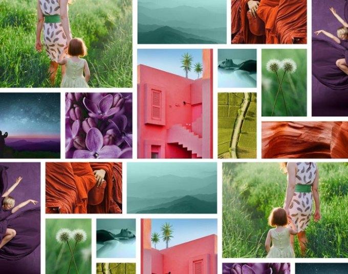 Milliken em cores inspiradas em naturalidade e harmonia
