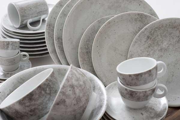 Linha Concreto por Porcelana Schmidt
