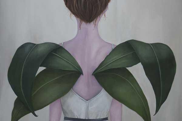 Ju Violeta na Galeria A7MA