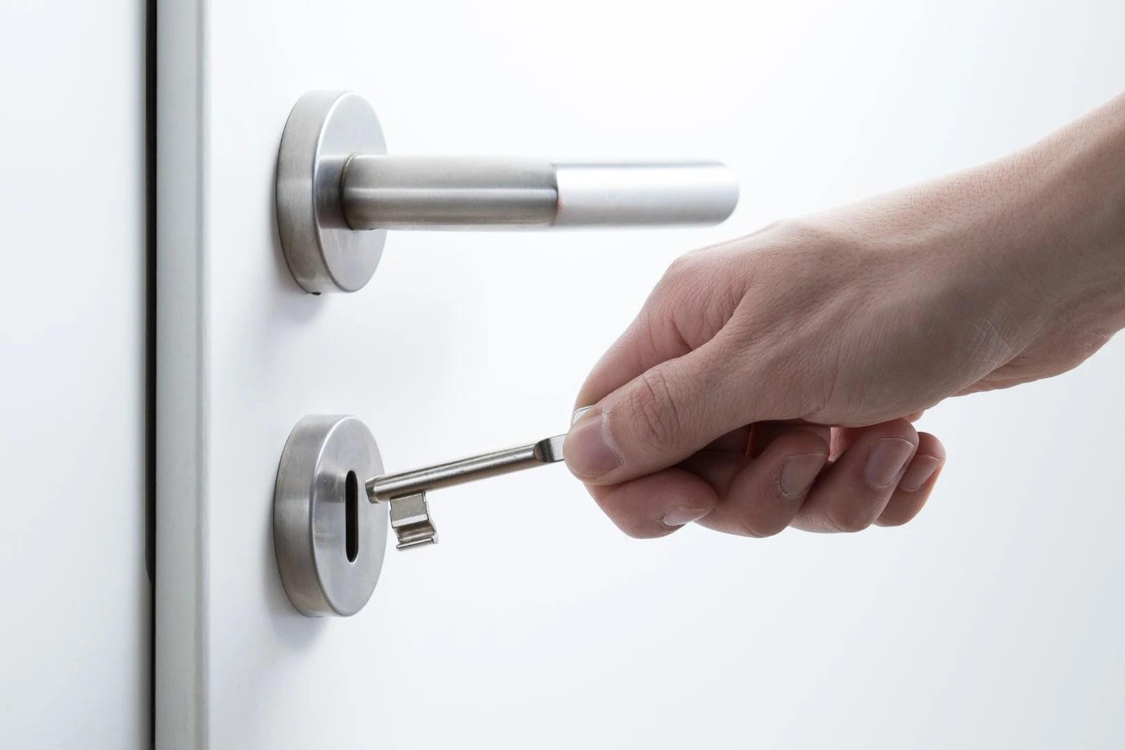 the key to understanding door locks
