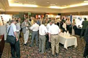 Time to network at the PROFIBUS Exhibition