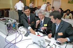 Hands-on workshops at the PROFIBUS Conference
