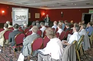 Lots to learn at the PROFIBUS Conference