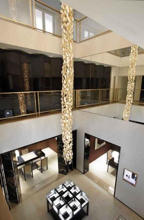 Chanel Place Vendme  Peter Marino Architect