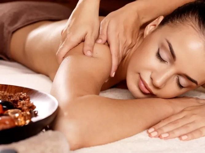 Massage, types of massage