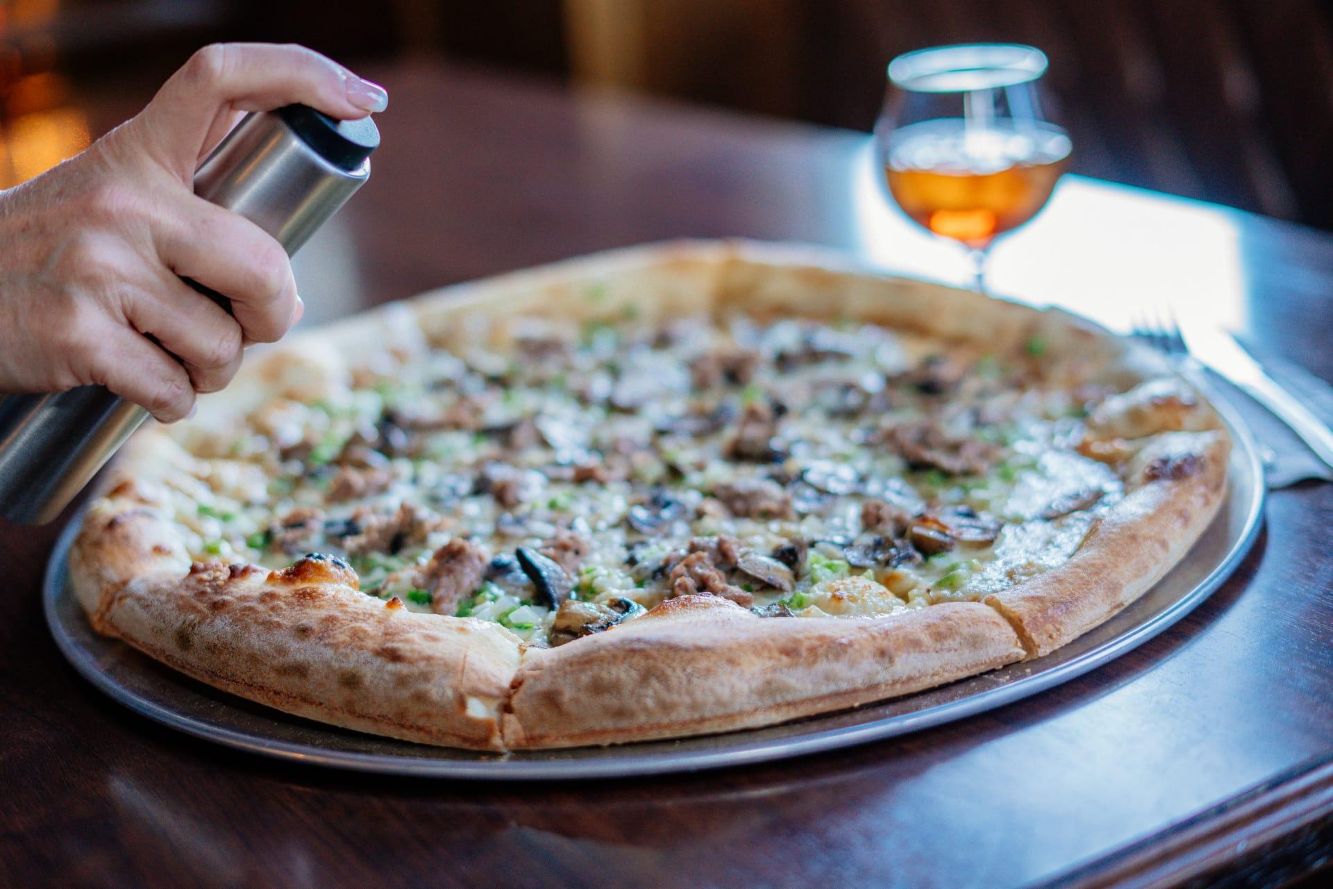 Falmouth House Pizza