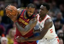 LeBron James Membawa Cavaliers Menang Dramatis Atas Raptors