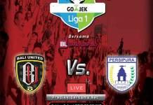 Bali United vs Persipura Jayapura