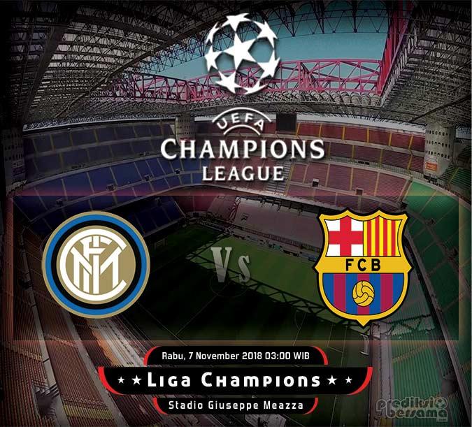 Prediksi Inter Milan vs Barcelona