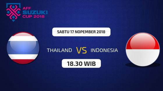 Timnas Indonesia bakal berkunjung ke markas Thailand di Stadion Rajamangala dalam laga penentuan di AFF Suzuki Cup