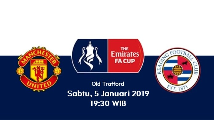 Manchester United vs Reading