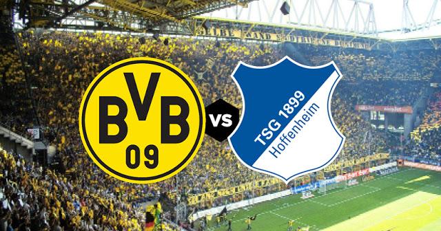 Prediksi Borussia Dortmund vs Hoffenheim