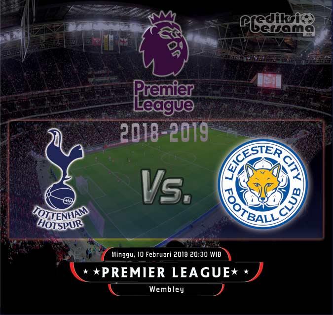 Prediksi Tottenham vs Leicester