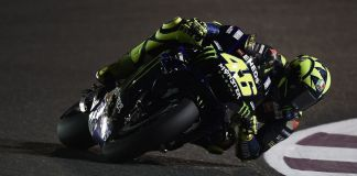 MotoGP Qatar: Alami Masalah Ban Depan, Performa Rossi Menurun