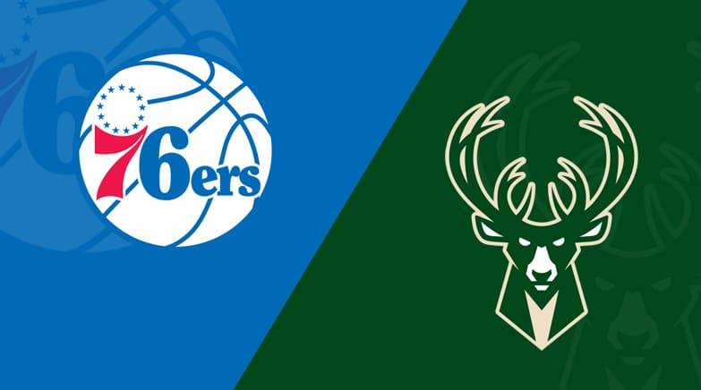 Philadelphia 76ers vs Milwaukee Bucks