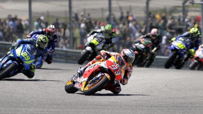 Hasil Lengkap Kualifikasi MotoGP Austin, Marquez Pole, Rossi Kedua