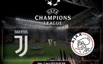 Prediksi Juventus vs Ajax