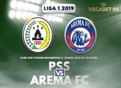 Prediksi PSS Sleman vs Arema FC