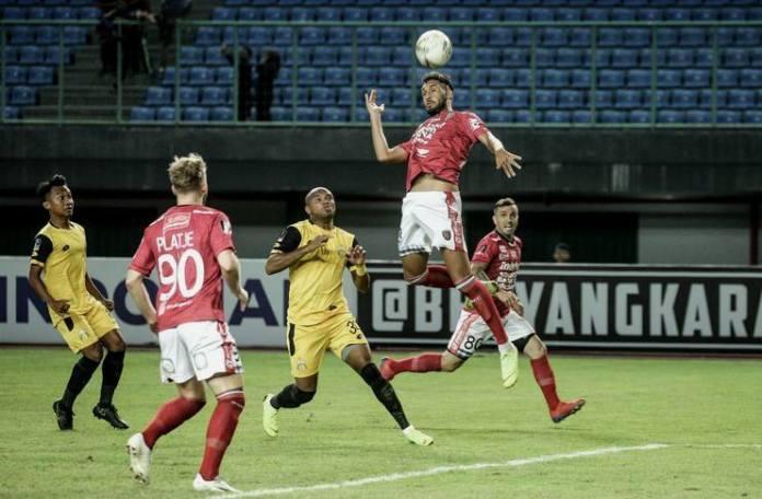 Bali United vs Bhayangkara FC