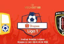 Prediksi Barito Putera vs Bali United - 14 Juli 2019