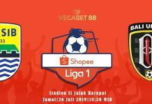 Prediksi Persib Bandung vs Bali United - Liga 1, 26 Juli 2019