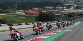 Jadwal Lengkap MotoGP Austria 2019 di Sirkuit Red Bull Ring